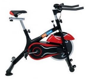 bike f5 300x264 Bicicleta Spinning Profissional Kikos