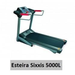 Esteira Sixxis 5000 L Esteira Eletrônica Sixxis 5000 L