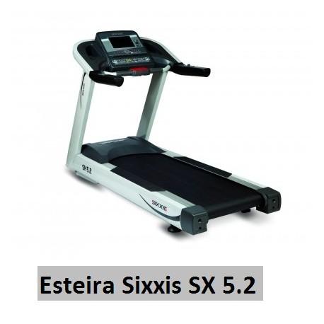 Esteira Sixxis