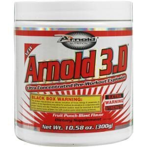 Arnold 3D 300x300 Arnold 3D   Arnold Nutrition