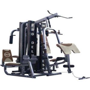 Pro Deluxe Wct Fitness 300x300 Estação de Musculação Pro Deluxe Wct Fitness