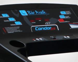 condor2 nova2 300x238 Esteira Condor 2.0 plus BioWalk