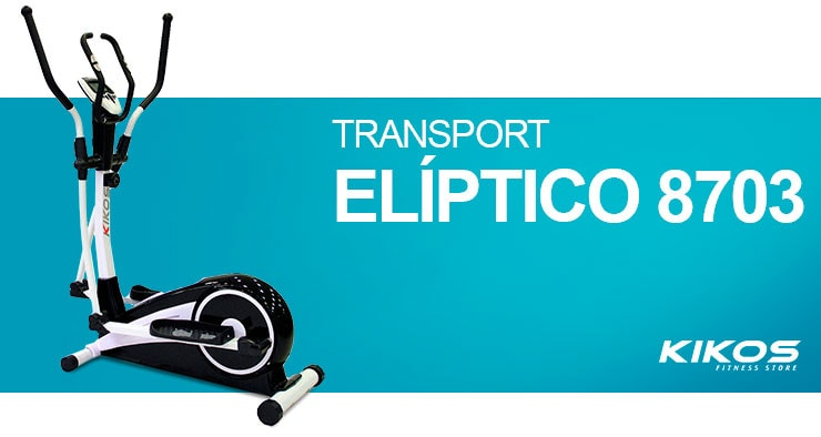 eliptico KIKOS 8703 03 min Elíptico Kikos 8703