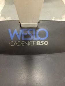 esteira eletrica weslo cadence 850 225x300 Esteira Elétrica Weslo Cadence 850