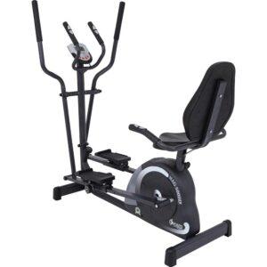 bicicleta ergometrica horizontal eliptico magnetico dream mag5000d painel lcd com 6 funcoes monitoracao cardiaca hand grip suporta ate 120kg 300x300 Elíptico Magnético Dream MAG5000D