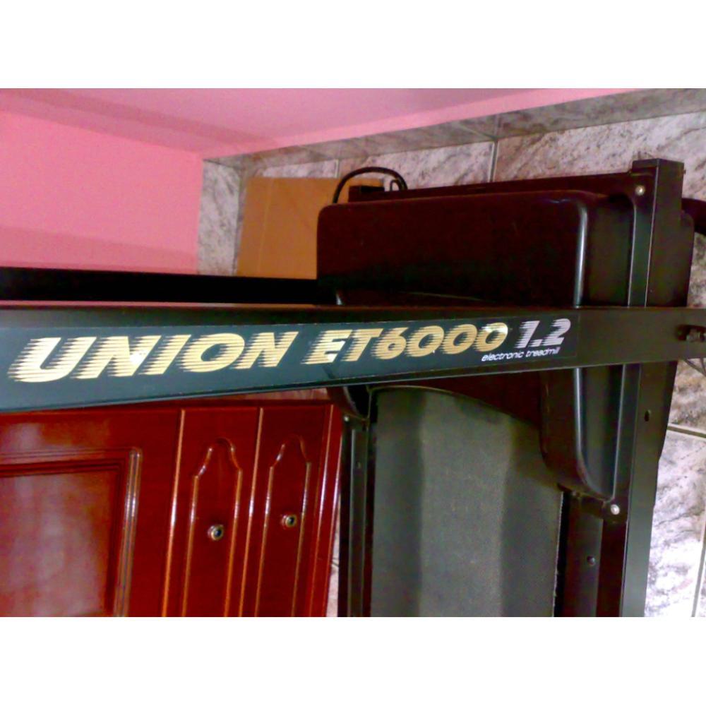 Esteira Union ET 6000 Esteira Union ET 6000