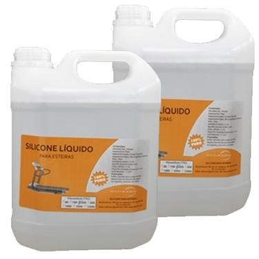 Combo 10lts Silicone Liquido Lubrificante 1 Combo 10lts Silicone Líquido Lubrificante