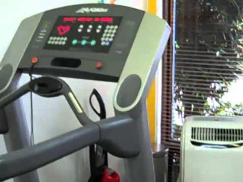 Esteira Life Ftness 97TI Esteira Life Fitness 97TI
