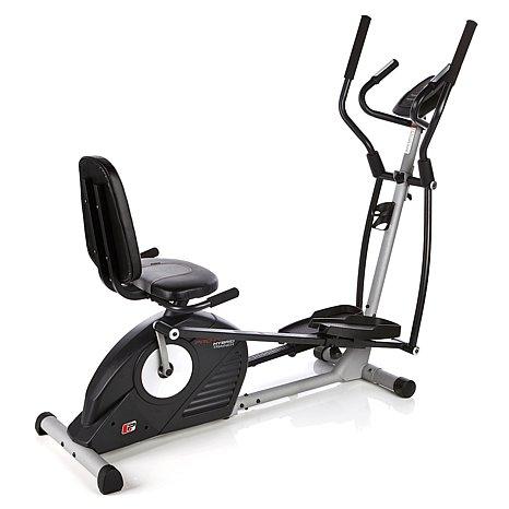 Proform Hybrid Trainer Elíptico e Bicicleta Hybrid Trainer Proform