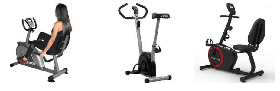 bicicleta ergometrica min Qual o Melhor Elíptico, Esteira ou Bicicleta?